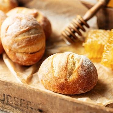 ハニーソイ/はちみつ豆乳パン